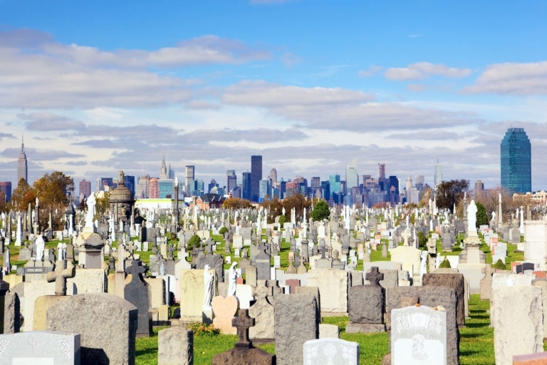 Why Burial Plots Cost So Much